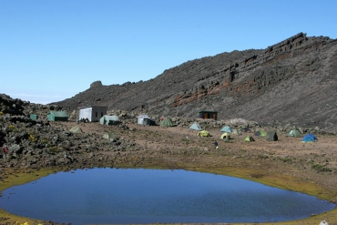 Mawenzi Tarn - Rongai Route