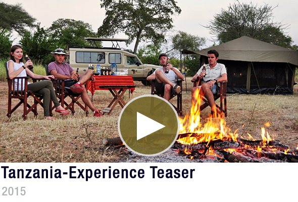 Tanzania-Experience Safari Teaser Video