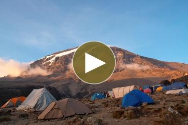 Kilimanjaro mit Tanzania-Experience