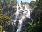 Udzungwa waterfall Roy