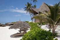 Green & Blue Ocean Lodge Matemwe