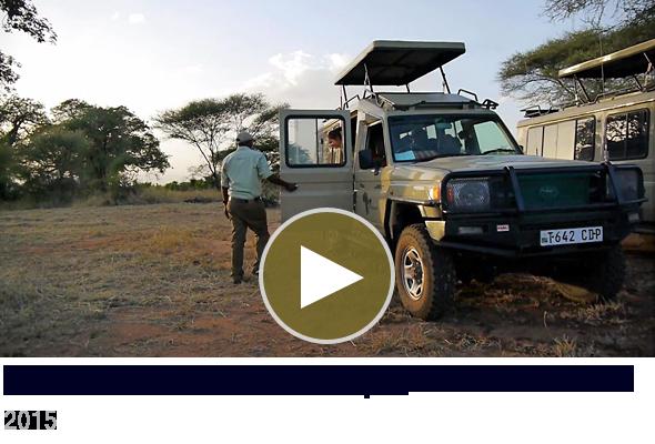 Warum mit Tanzania-Experience buchen Video