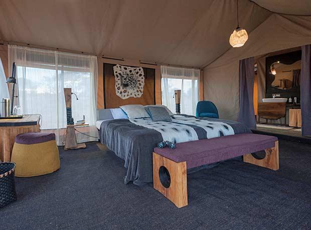 ichuguu Tented camp Tansania