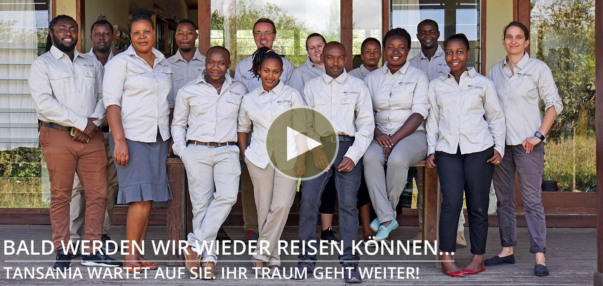 Reise Video Tanzania-Experience