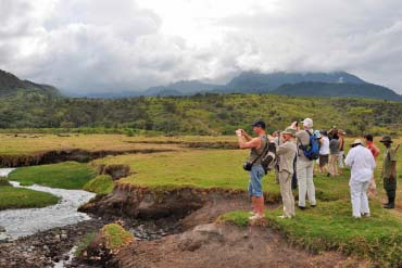 Arusha National Park Game walk