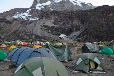 Barranco Camp Lemosho