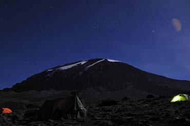 Stars over Karanga Camp