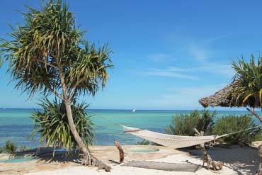 Hammock Nungwi Beach