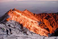 Mount Meru private trekking tour