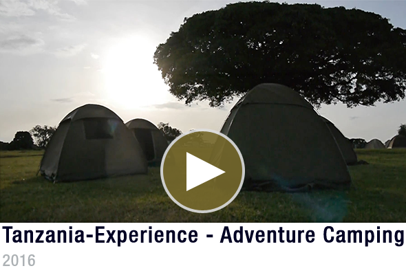 Tanzania-Experience - Adventure Camping Video