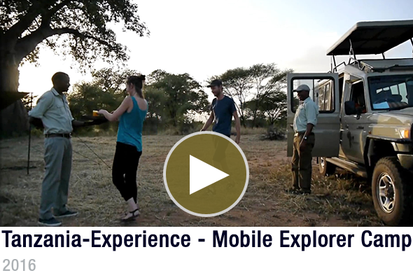 Tanzania-Experience - Mobile Explorer Camp Video