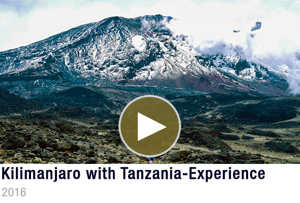 Kilimanjaro with Tanzania-Experience Video