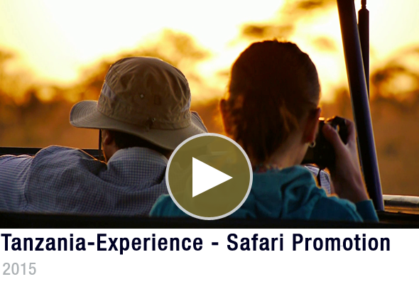 Tanzania-Experience Safari Promotion Video