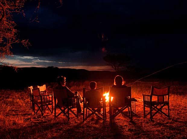 Kati Kati Tented Camp Tanzania