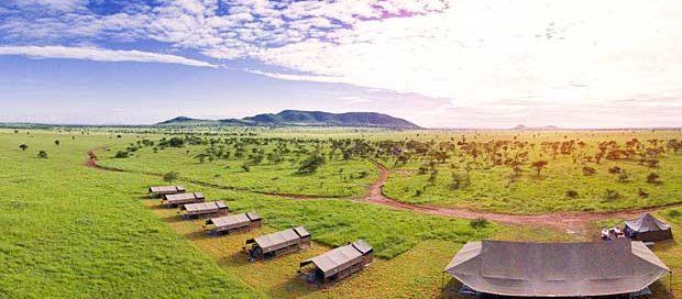 Kananga Special Tented Camp Tanzania