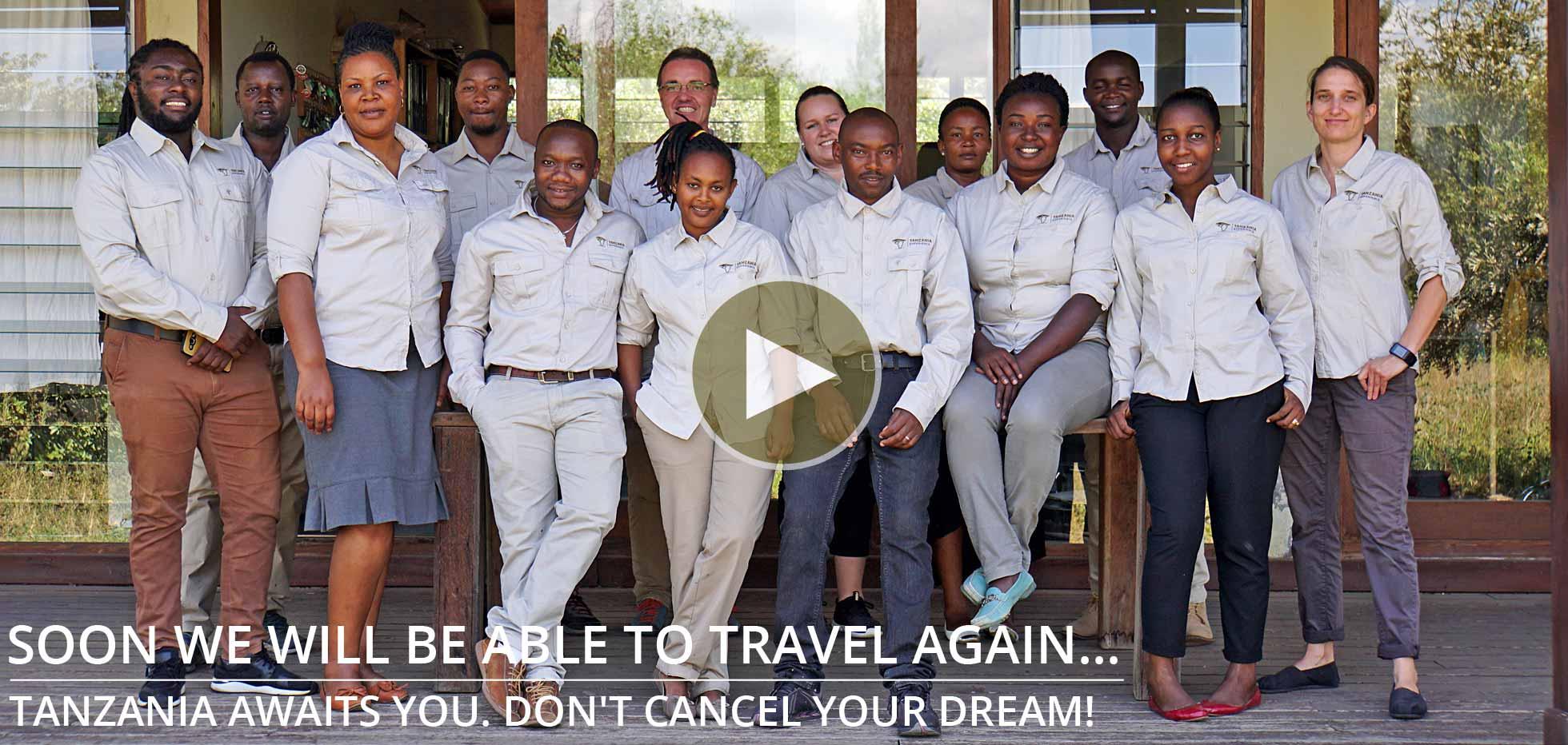 Travel Video Tanzania-Experience
