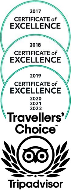 Tripadvisors Travellers Choice 2020