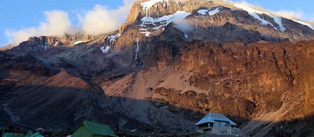 Kibo Barranco Camp best route Kilimanjaro